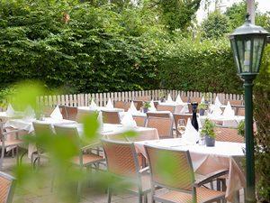 Lindengarten Terrasse